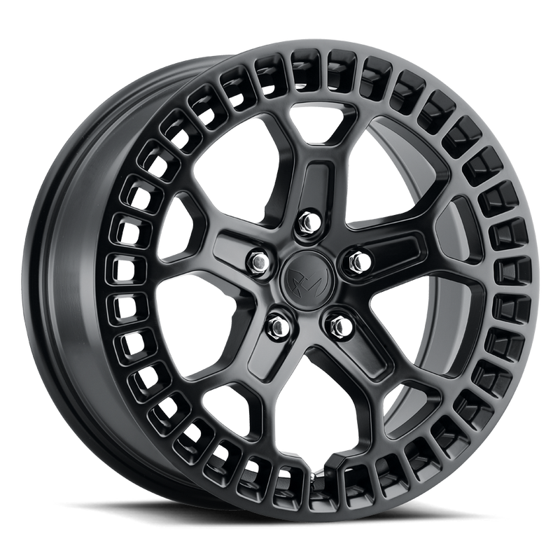 <b>MKW Off Road</b> M206 -<br> Satin Black