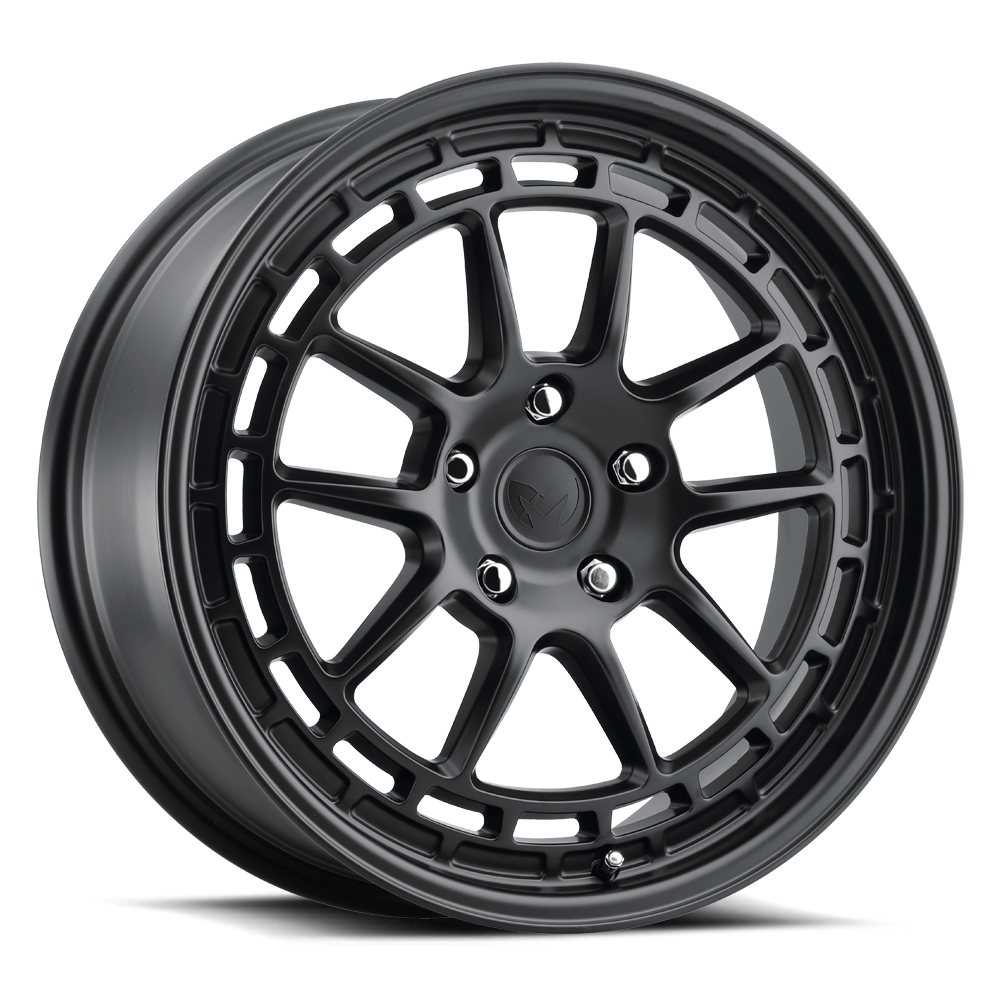 <b>MKW Off Road</b> M208 -<br> Satin Black