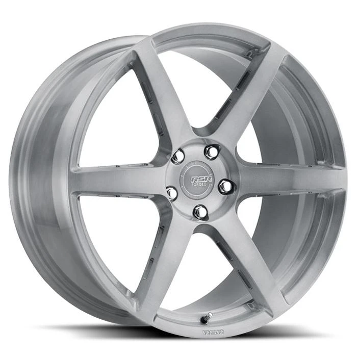 <b>RSR Forged</b> R901 -<br> Brushed Titanium