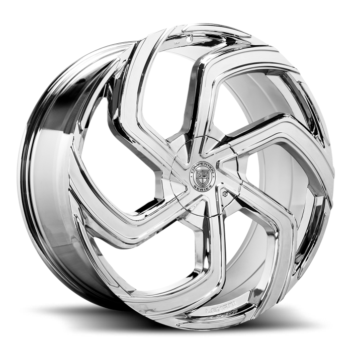 <b>Lexani</b> Swift 6 [ Concave Sport ] -<br> Chrome