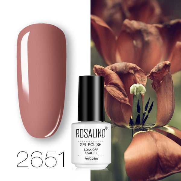 Gel Nail Polish Hybrid Varnishes All For Manicure