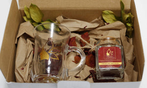 Saffron Tea Set - Red Gold of Afghanistan - Premium Afghan Saffron