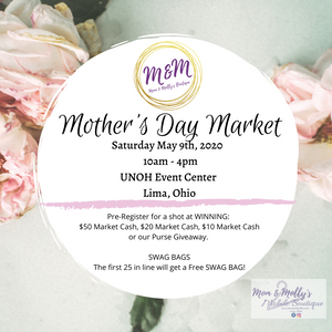 Mother's Day Market Pre-Registration