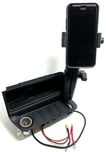BMW E36 Phone Mount and USB