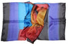 Artisan Hand Dyed Batik Silk Scarf (Joy of Colors and Signature)