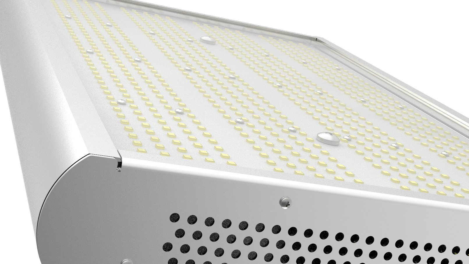 GL600 - 600W LED Grow Light Fixture