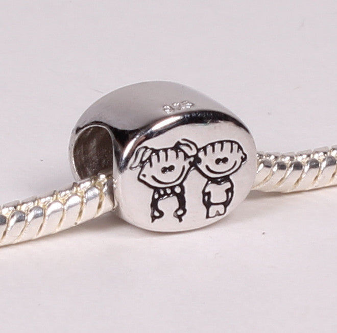 Son and Daughter Charm