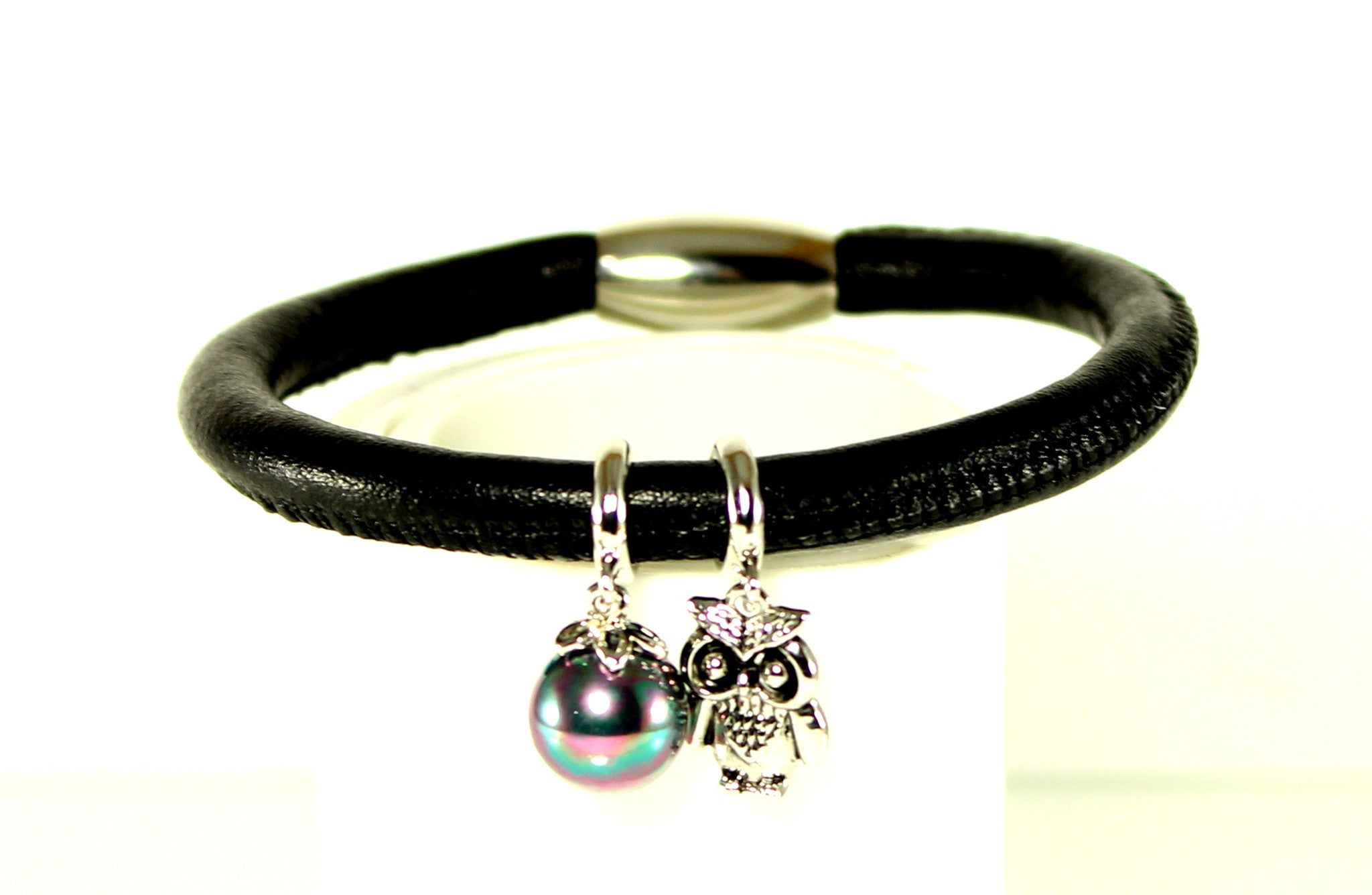 Sparkle Chic Bracelet-Wise Owl
