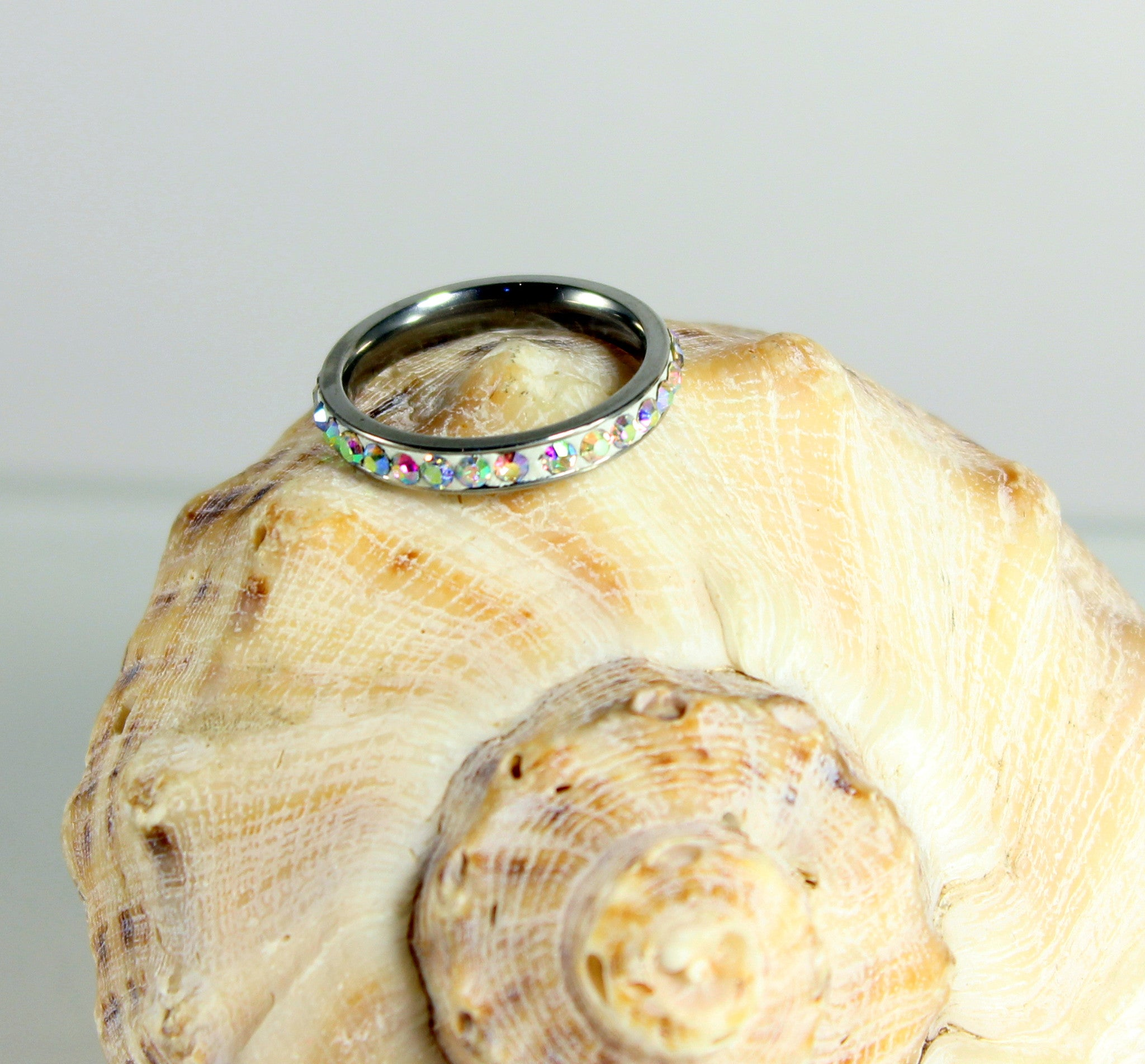 Northern Lights Ring-Size 10