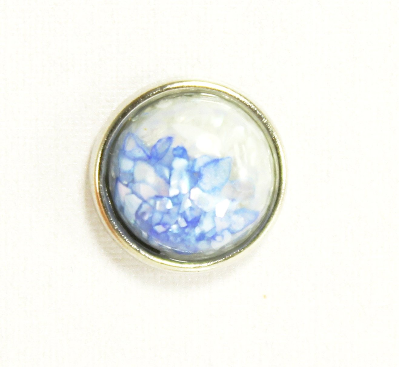 Sparkle Snap-Ocean Wave (fits Sparkle Snap Ring and Circle Pendant only)