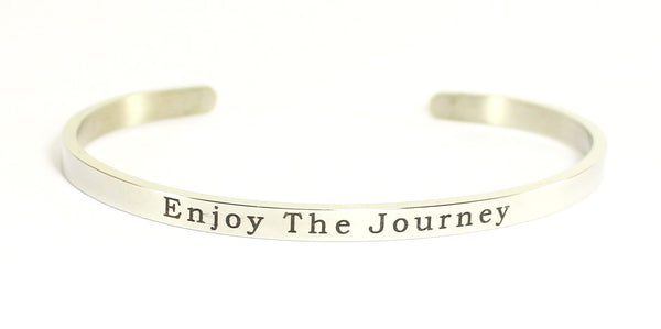 Love Your Life Bracelet-Enjoy The Journey