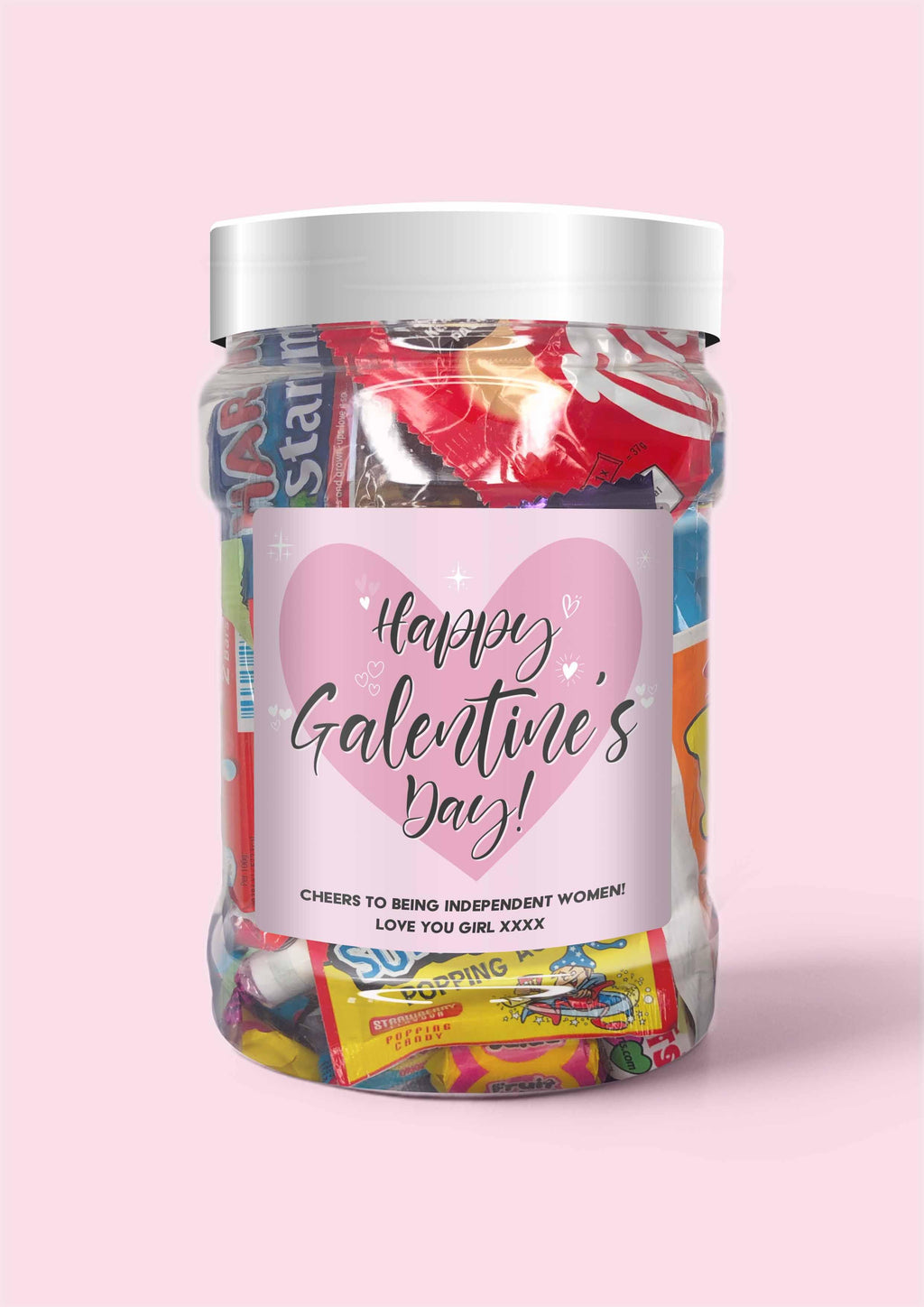 Galentine's - Sweet Dreams Candy
