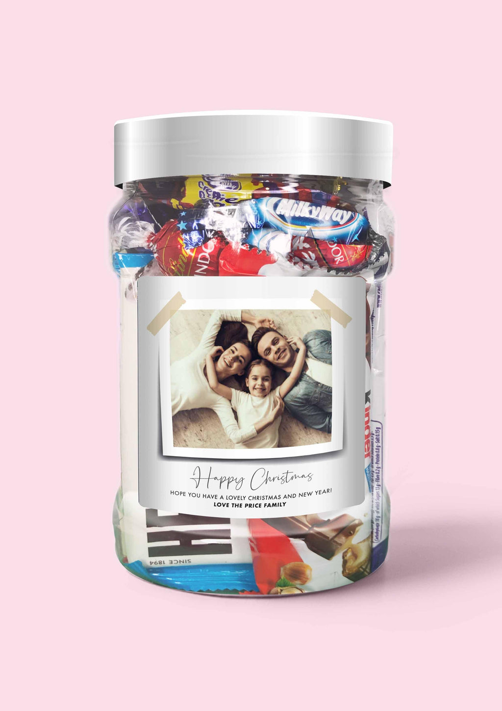 Photo Jar - Sweet Dreams Candy