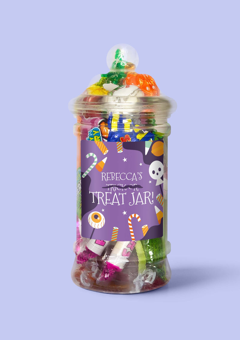 Treat Jar - Sweet Dreams Candy Ltd