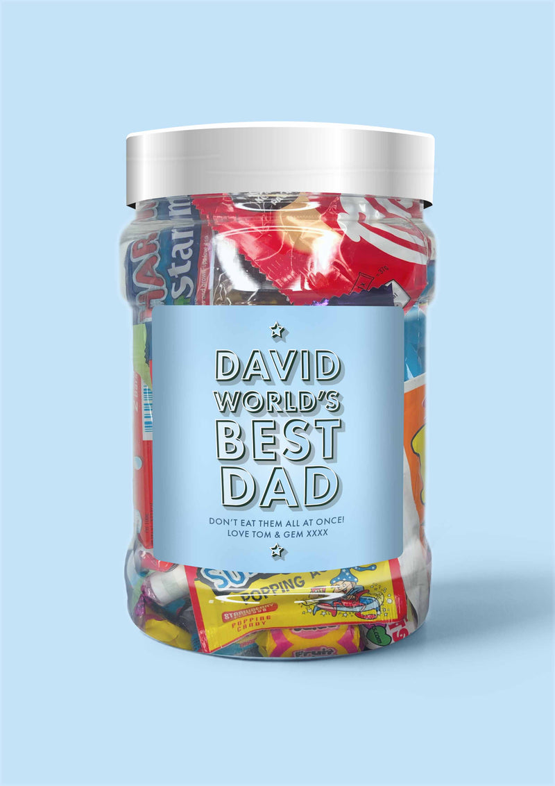 For Dad - Sweet Dreams Candy