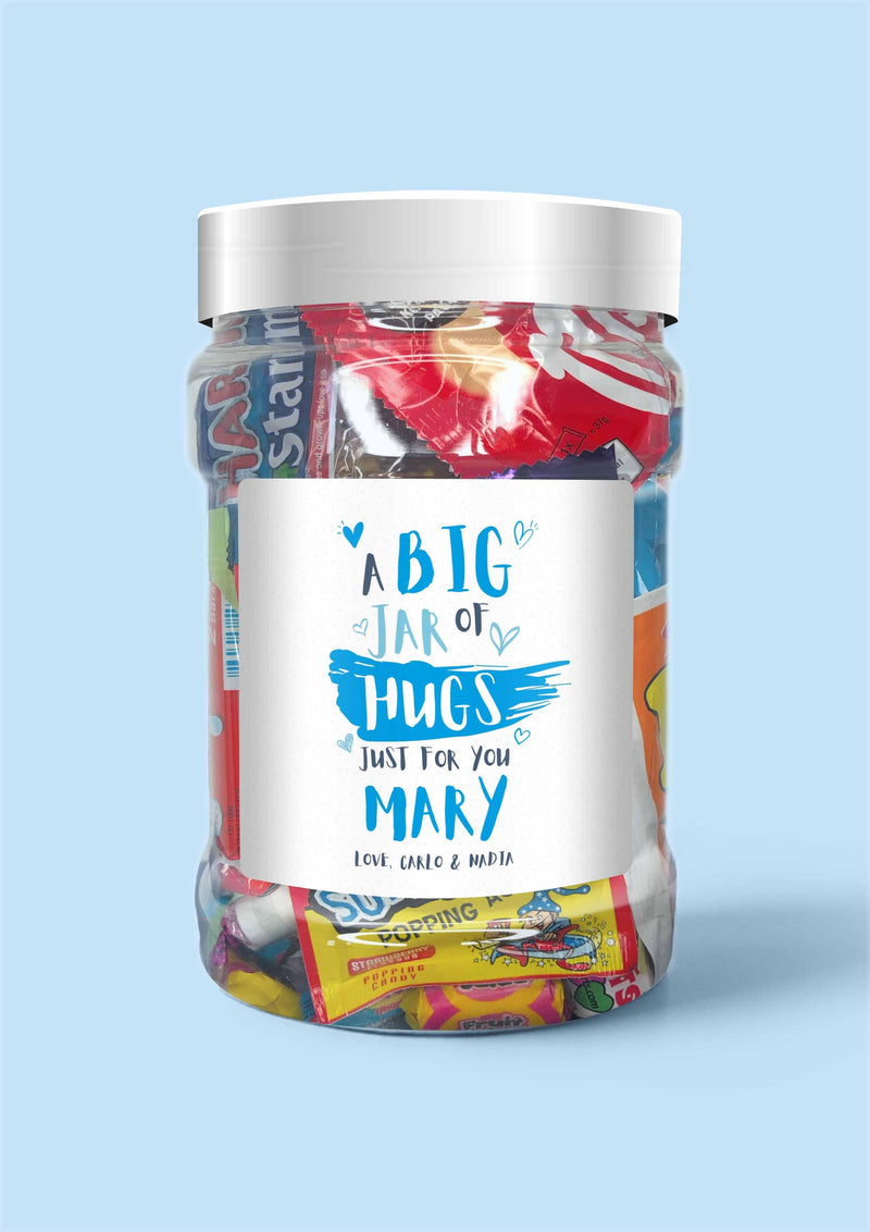 Jar of Hugs - Sweet Dreams Candy