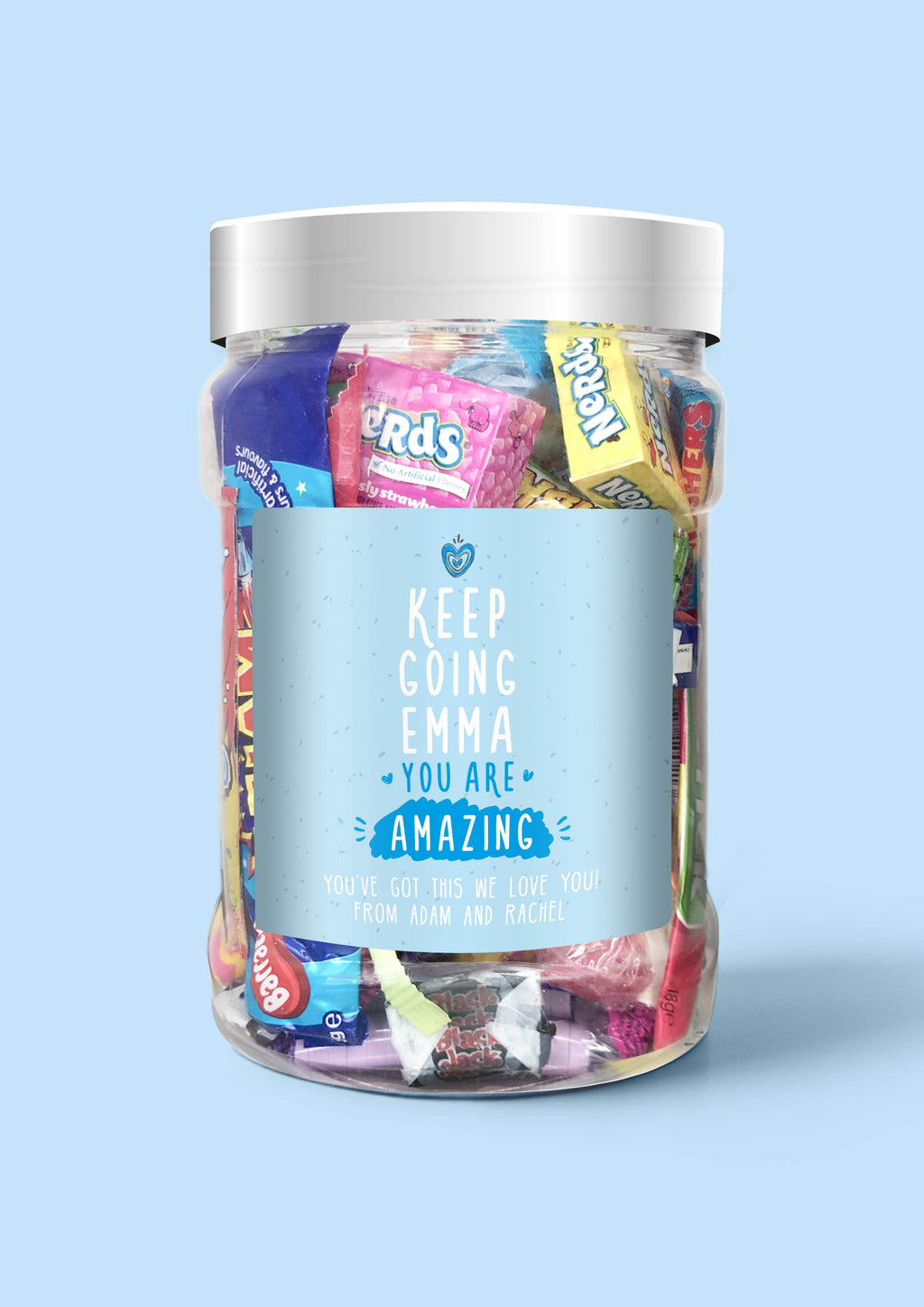 Keep Going - Sweet Dreams Candy Ltd