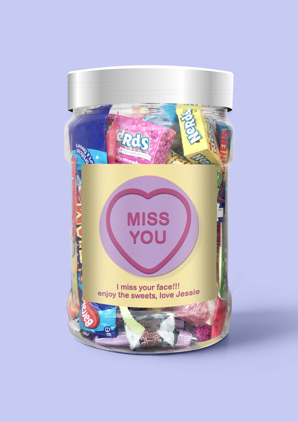 Miss You - Sweet Dreams Candy Ltd