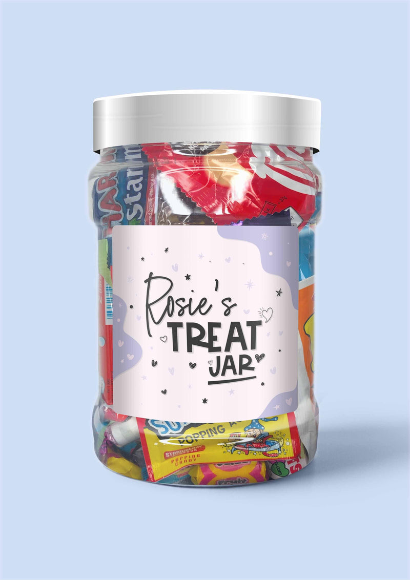 Treat Jar - Sweet Dreams Candy