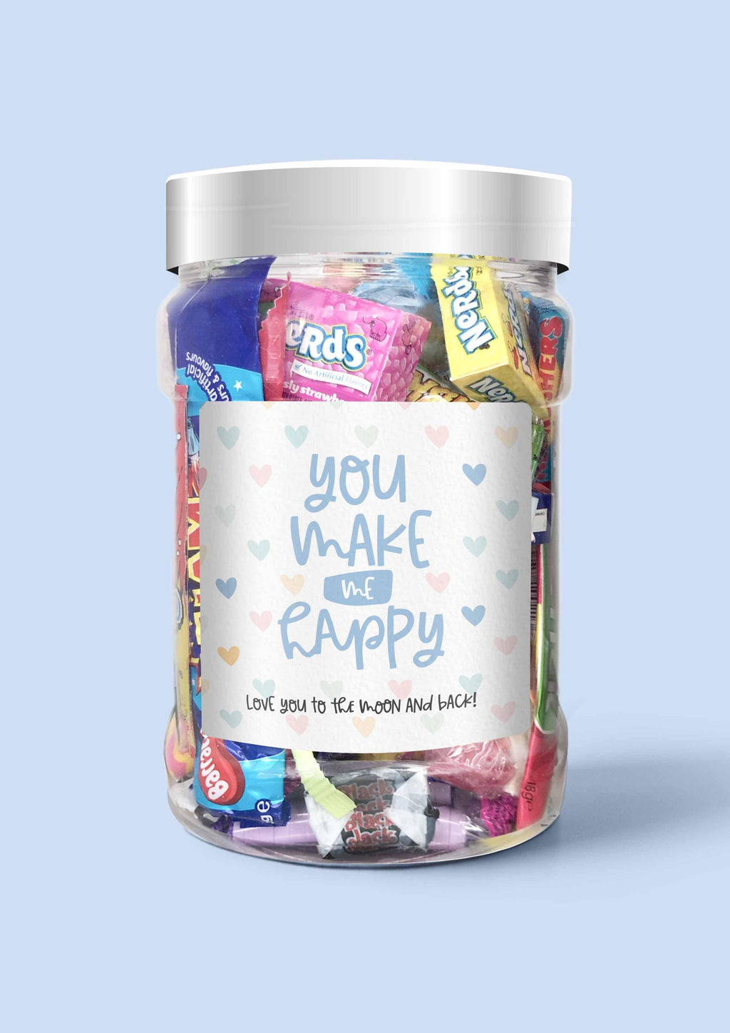 You make me happy - Sweet Dreams Candy