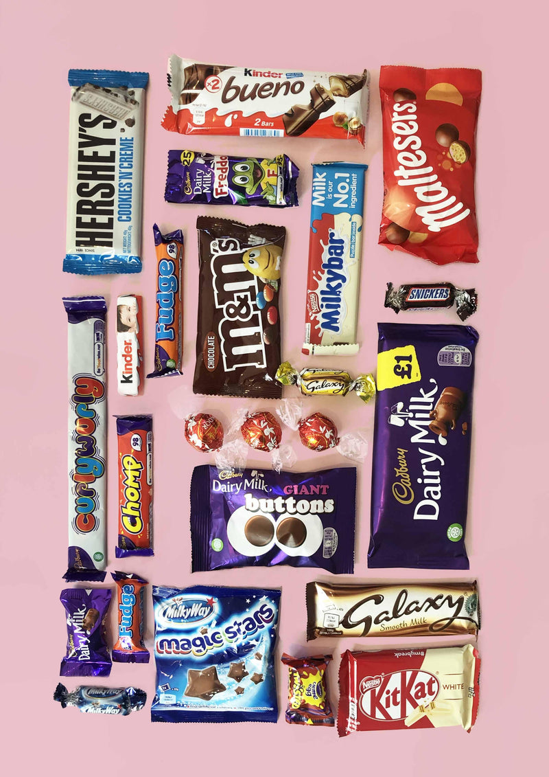 Good Luck in your Exams Chocolate - Sweet Dreams Candy Ltd