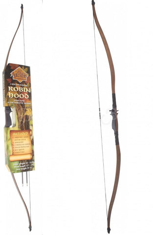 Recurvebogen SET Robin Hood Big Tradition senior wood