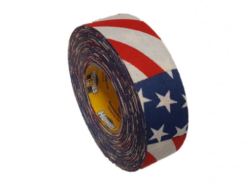 American Flag Hockey Tape 25mm f. Eishockey