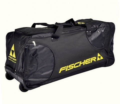 Fischer seinor Player Bag Hockey Tasche H01516 Wheelbag mit Rollen