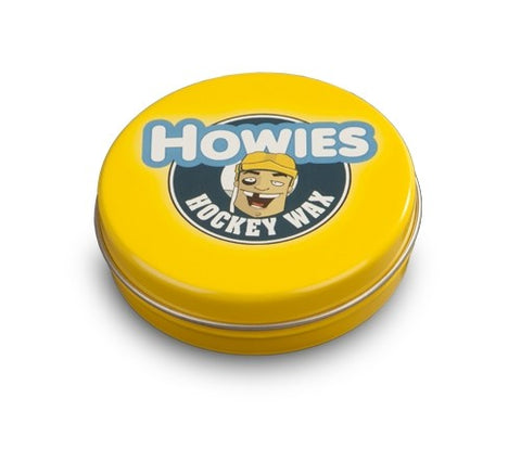 Howies Ice Wax 80g in Dose gelb