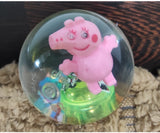 Peppa pig play ball with light