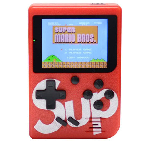 SUP 400 in 1 Games Game Box Handheld Game PAD (Multiple Colors)