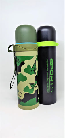 Sports Stainless steel bottle/ Gym Bottle/ School bottle for kids - 500 ml - You and Gifts