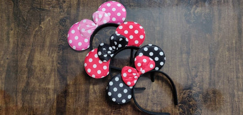Minnie Headband/ Hairband for Kid Girls (Single Piece)-Party Supplies-You and Gifts