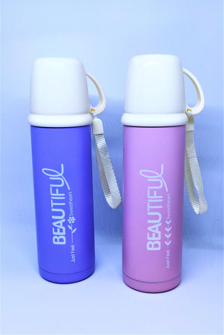 Sports Stainless steel bottle/ Gym Bottle/ School bottle for kids - 450 ml - You and Gifts