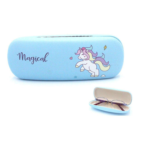 Unicorn Goggle/ Spectacles case (Random Colors)-Accessories-You and Gifts