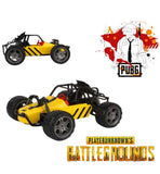 Pubg  RechargeableRC Remote Control Monster Truck Car for Kids