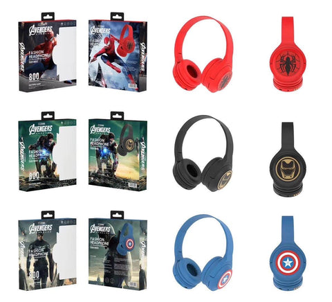 Superhero bluetooth Headphones-Exclusive-You and Gifts
