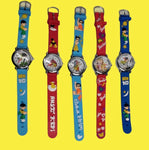 Cartoon Character watches for kids-Accessories-You and Gifts