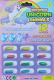 Unicorn water capsules- See the unicorns grow