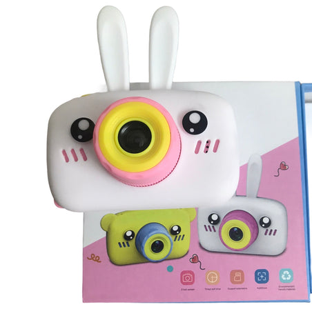 Mini Cute Camera for Kids 12MP USB Digital Video Camera, with 2.0 In Color Display Screen