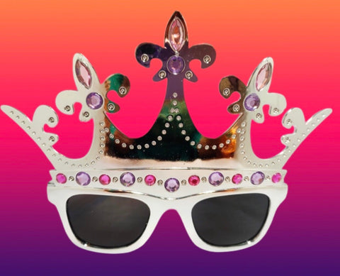 Princess crown Party goggles