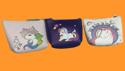 Cute Unicorn coin pouch/ purse -Single piece-Bags and Pouches-You and Gifts