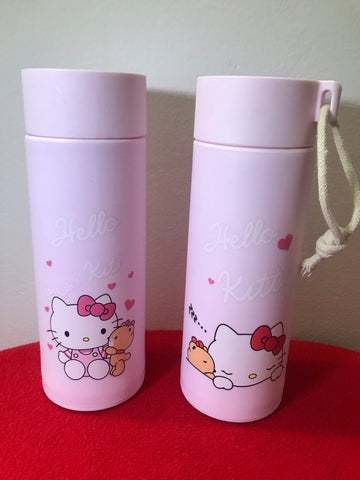Cute Kitty insulated flask -500ml-Bottles-You and Gifts