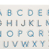 Magnetic Alphabet (Upper case) writing board