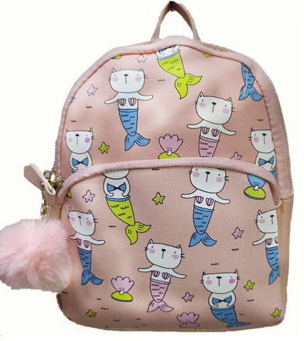 Beautiful Mermaid Picnic/ Casual backpack