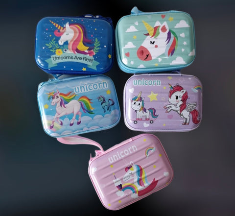 Cute Unicorn Styled Multipurpose pouch
