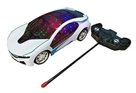 1:22 Scale Remote Control Famous car with 3D Lights