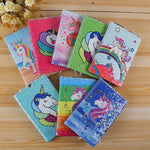 Unicorn reversible Sequin Diary/ Notepad - You and Gifts