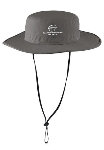 Crownline Logo Wide-Brim Hat