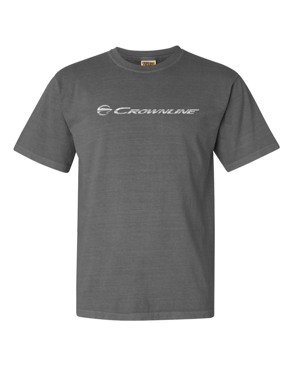 Crownline Heavyweight Garment Dyed Tee